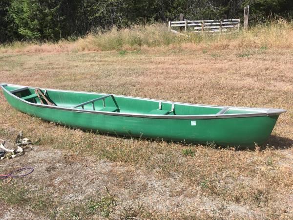 Photo 17 Coleman Canoe - $400 (Rathdrum)