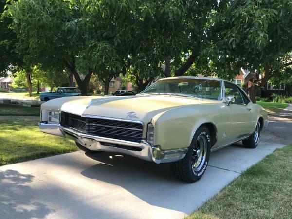 Photo 1967 Buick Riviera - $9,500 (Spokane)