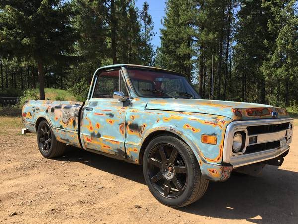 Photo 1970 Chevy - $6,500 (Kettle Falls)