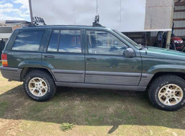 Photo 1994 Jeep Grand Cherokee - $1,800