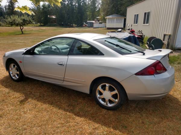 Photo 1999 mercury cougar - $1,600