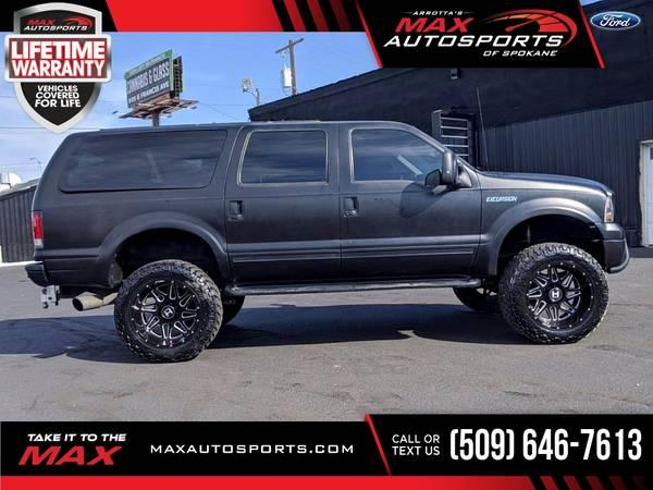 Photo 2000 Ford Excursion BAD BOY 7.3L 7.3 L 7.3-L POWERSTROKE - $29,999 (Max Autosports of Spokane)