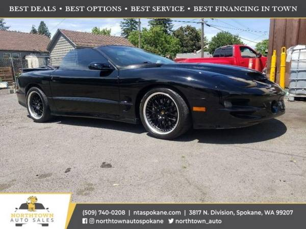 Photo 2001 Pontiac Firebird Trans Am - Twin Turbo - $19,980 ($500 down youre approved)