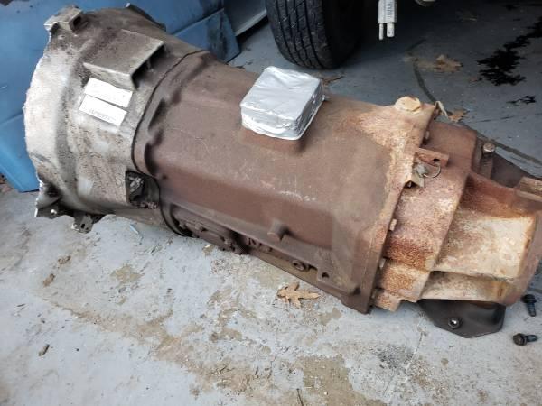 Photo 2004 NV5600 6spd transmission - $1450 (Spokane)