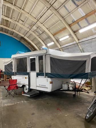 Photo 2004 Sedona Tent Trailer. - $4995 (Post Falls)