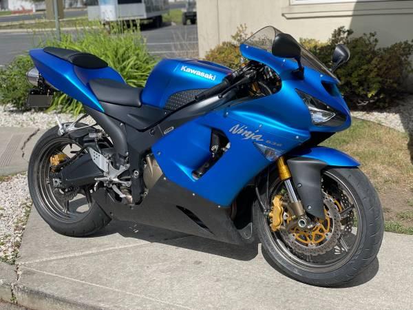 Photo 2006 Kawasaki Ninja 636 - $5,995 (Harper Motorsports)