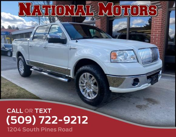 Photo 2006 Lincoln Mark LT 4WD Supercrew 139quot - $11995 (_Lincoln_ _Mark LT_ _Truck_)