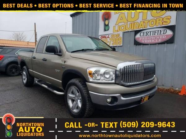 Photo 2008 Dodge Ram 1500 SLT ($500 down you39re approved)