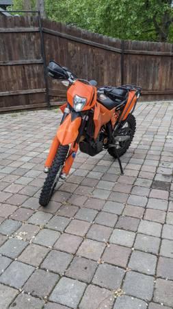 Photo 2008 KTM 450 exc-r - $4,300 (Spokane)