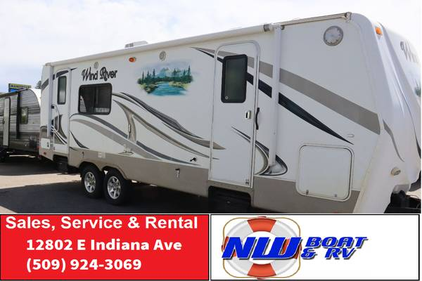 Photo 2011 Wind River 230RKS - $18,999 (NW Boat  RV)