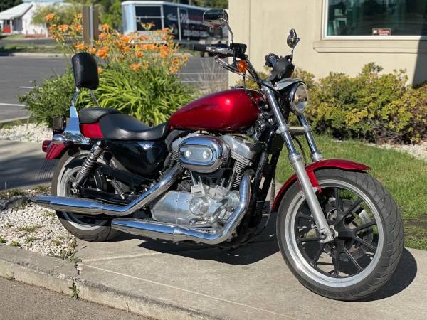 Photo 2012 Harley-Davidson XL883 Sportster - $4,495 (Harper Motorsports)