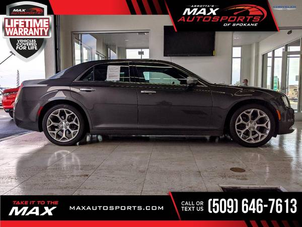 Photo 2016 Chrysler 300C 300 C 300-C PLATINUM LOADED Luxury for ON - $25,999 (Max Autosports of Spokane)