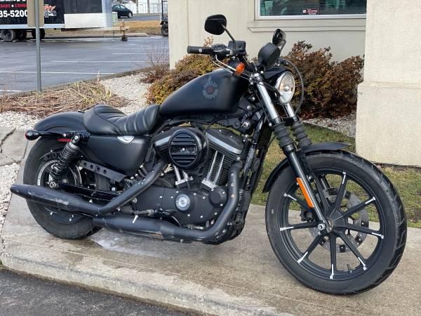 Photo 2019 Harley Davidson 883 Sportster - $7,495 (Harper Motorsports)