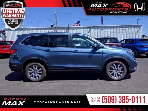 Photo 2019 Honda Pilot EX-L from sale in Spokane - $39,980 (Max Autosports of Spokane)