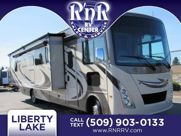 Photo 2019 Thor Windsport 34R - $109,990 (Liberty Lake, WA)