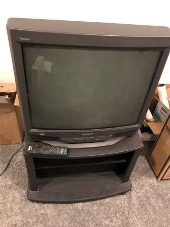 Photo 27quot Sony Trinitron CRT TV model KV-27S42 - $30