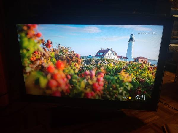 Photo 40 Inch 1080p Samsung HDTV - $40 (Deer Park WA)