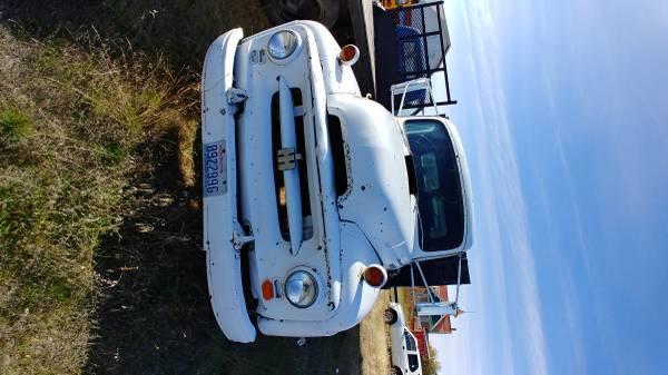 Photo 56 international dump truck - $700 (Deep creek)
