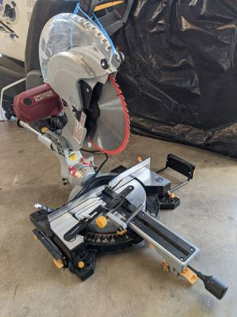 Photo Chicago Electric 12 inch Miter Saw - $50 (Post Falls)