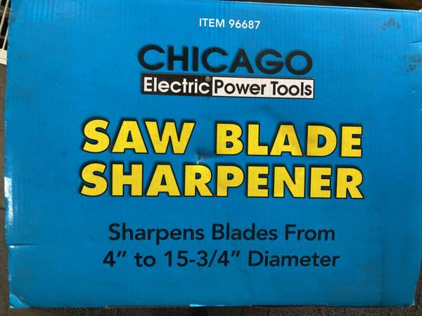 Photo Chicago Electric Power Tools - $50 (Spokane south hill area)