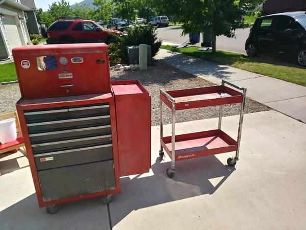 Photo Craftsman Tool Box - $350 (Post Falls)