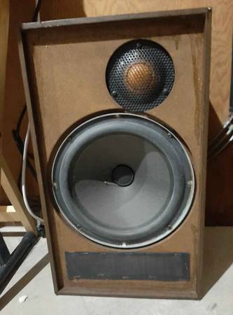 Photo Dynaco A25 speakers - $200