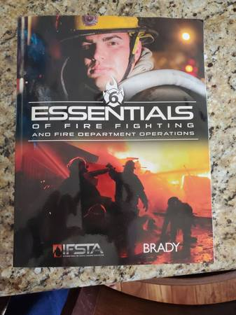 Photo Essentials of Fire Fighting book - $50 (elk)