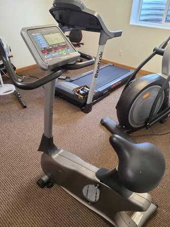 Photo Exercise Bike - $50 (Post Falls)