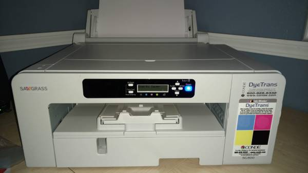 Photo Heat Press and Sublimation Printer - $2500 (Newport)