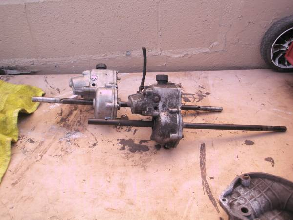 Photo Honda Hydrostatic Mower Transmission Commercial heavy duty.Serviced. - $80 (Spokane Valley)