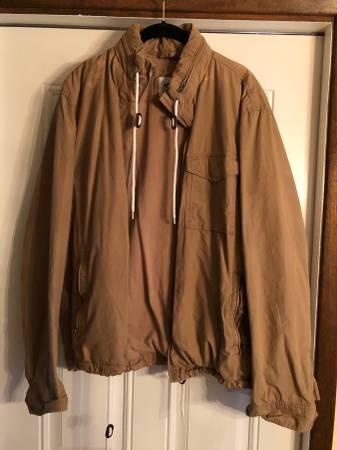 Photo Mens Old Navy Khaki XL Jacket LOOK - $5