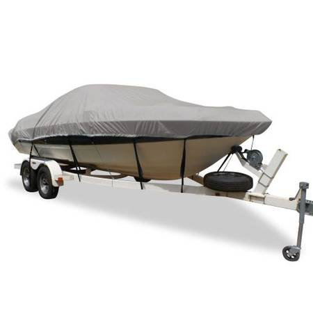 Photo New US made Carver Boat Cover Sale on now at (ELEPHANT BOYS Boating Store , Spokane Valley)