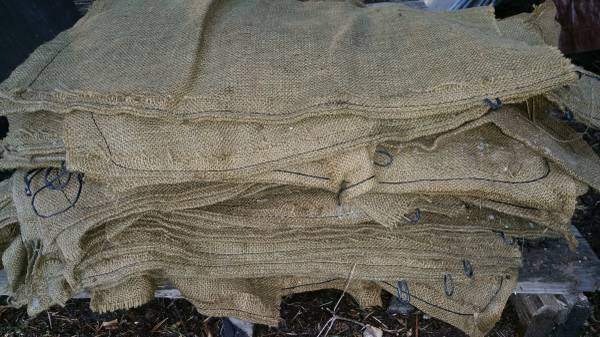 Photo Sand Bags, Military style - $1 (Priest River)