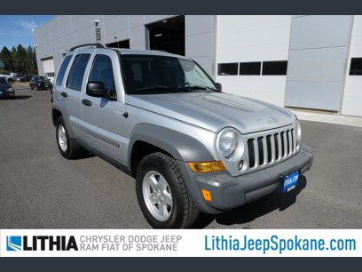 Photo Used 2006 Jeep Liberty 4WD Sport for sale