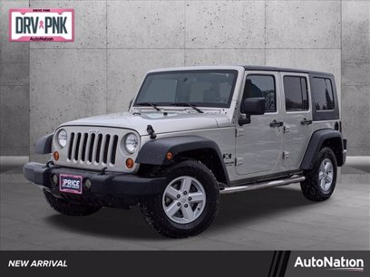 Photo Used 2007 Jeep Wrangler Unlimited X for sale