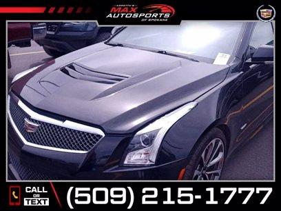 Photo Used 2017 Cadillac ATS V Sedan for sale