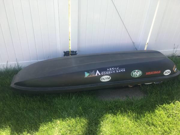 Photo Yakima Rocketbox Pro 11 Roof Box - $350 (West Central)