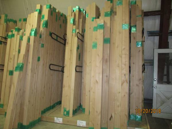 Photo let us mail you 12 Alder moulding Sles in a box.. from Duffs (Coeur d Alene)