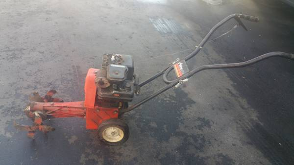 Photo old Ariens front tine roto tiller cultivator - $220 (coeur d alene)