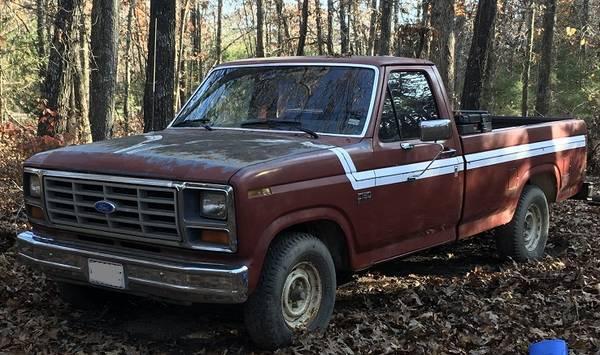 Photo 1986 Ford F150 Pickup Truck - $1,700 (Hartville)
