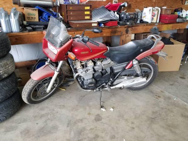 1986 Yamaha Radian 600 Motorcycles Saint Charles Illinois