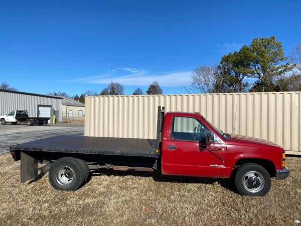 Photo 1990 Chevrolet Silverado 1-Ton Flatbed Truck (one owner) - $5725 (Springfield)