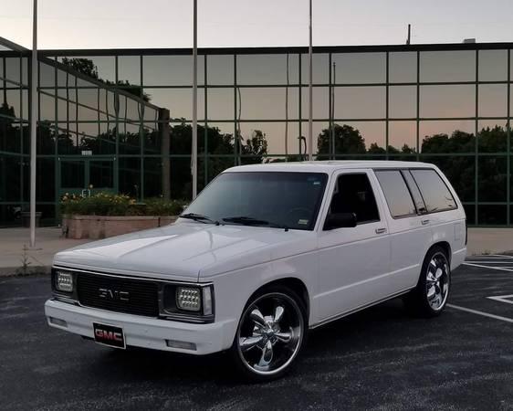Photo 1991 S10 Blazer - $3,500 (Springfield)