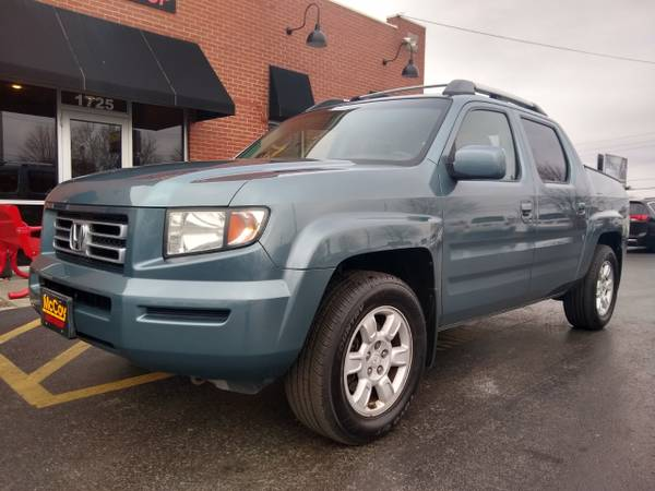 Photo 2006 Honda Ridgeline RTL SUPER CLEAN RUNS GREAT, 4X4 (Springfield, MO)
