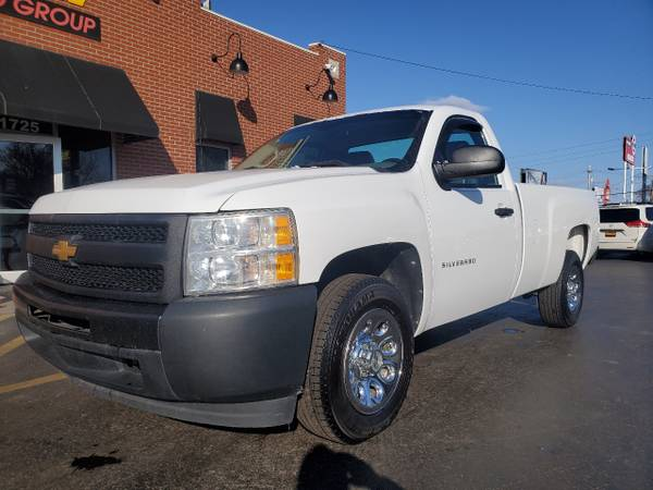 Photo 2012 Chevrolet 1500 Work Truck Long Box 2WD WE FINANCE (Springfield, MO)