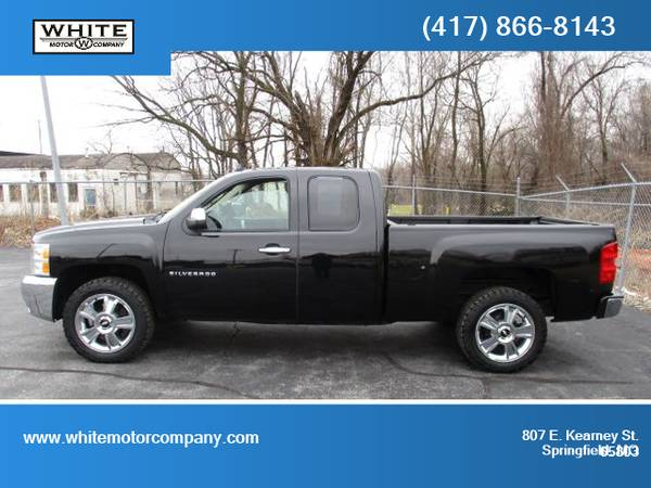 Photo 2013 Chevrolet Silverado 1500 Extended Cab - Financing Available