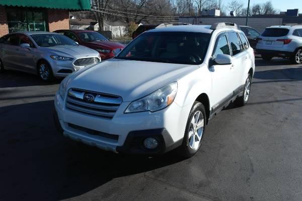 Photo 2014 Subaru Outback 2.5i Limited - AWD  Leather - $11949 (Springfield)