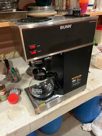 Photo BUNN coffee maker - $175 (Springfield)