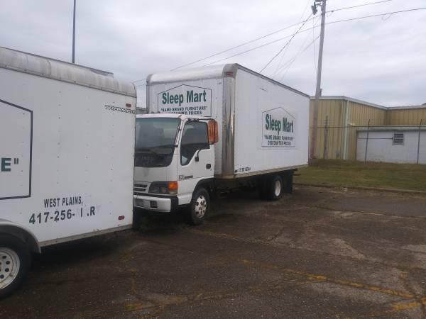 Photo Box truck chevy w4 turbo diesel - $7,500 (Gainesville)