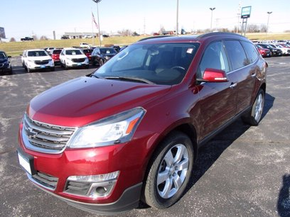 Photo Certified 2017 Chevrolet Traverse FWD LT w 1LT for sale